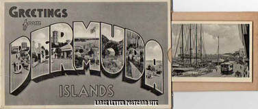 Bermuda large letter pullout